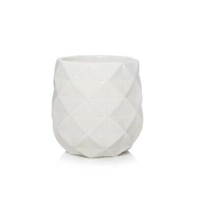 Yankee Candle Burner Electric With Timer For Meltcup Langham Ceramic • 35.42£