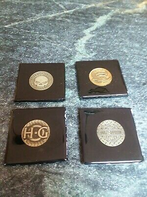 harley challenge coin