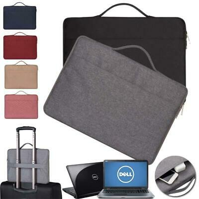 $ CDN13.73 • Buy Carrying Protective Sleeve Case Bag For Various 11  13  14  15  Dell Laptop