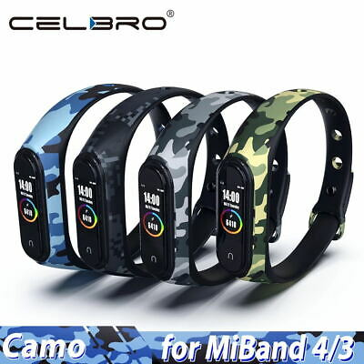 $1.99 • Buy For Xiaomi MI Band 4 3 Strap Replacement Bracelet Silicone Wristband Watch Band