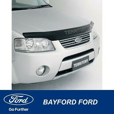 AU135 • Buy Genuine Ford Territory Sx Sy Bonnet Protector Less Turbo Tinted 9r7z16000ba