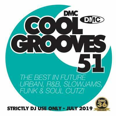 £11.99 • Buy Cool Grooves Vol 51 Chart Hits In Urban, RnB, Jazz, Soul And Funk DJ CD
