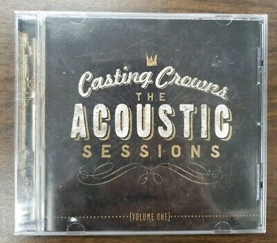 $4.99 • Buy Casting Crowns - The Acoustic Sessions Vol. 1 NEW CD 2013 Christian Religious