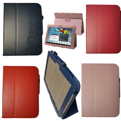£3.90 • Buy Samsung Galaxy Tab 2 10.1 P5100 PU Leather Case Cover +Screen Protector & Stylus