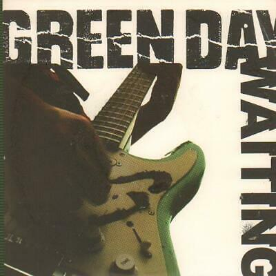 Waiting - Pink Vinyl Green Day 7  Vinyl Single Record USA AR019 • 17.95£