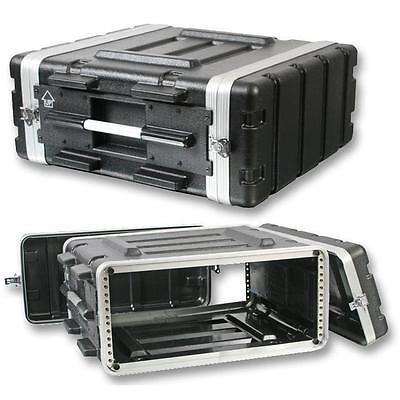 AU193.05 • Buy PA DJ 4U Equipment 19  Rack Mount Flight Storage Case.Concert 4RU - WE EXPORT