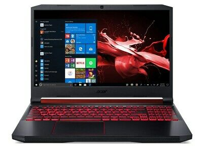 "View Details Acer Nitro 5 17.3"" Gaming Laptop Intel I5-9300H 2.40GHz 8GB Ram 512GB SSD Win10H • 749.99$"