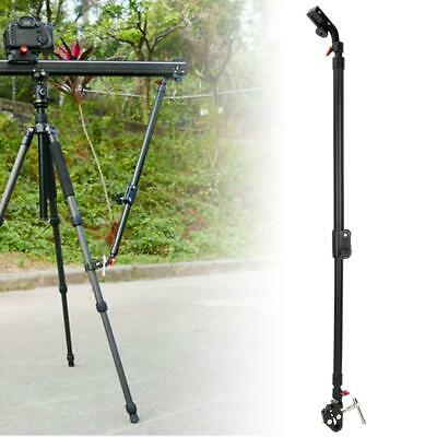 £19.73 • Buy Aluminium Alloy Portable Camera Video Slider Support Tripod Rods With 1/4 Screw