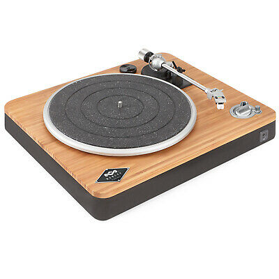 AU399.95 • Buy House Of Marley Stir It Up Wireless Bluetooth Turntable Vinyl Record Player NEW