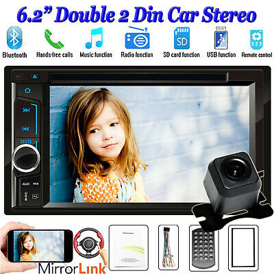 $138.38 • Buy Fit Nissan Murano Versa Car Stereo CD Player Radio Touchscreen In-Dash Bluetooth