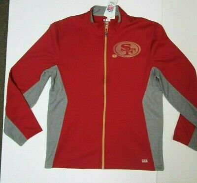 sports shoes 93106 76415 49ers jacket