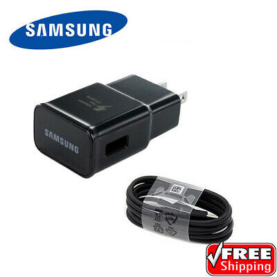 $ CDN16.78 • Buy Samsung Original OEM Galaxy Fast Charger Cable S6 S7 S8 NOTE 4 5 7 S10 S8 J3 BLK
