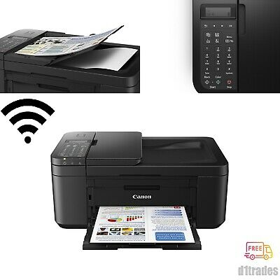 View Details Canon PIXMA Wireless Office All-in-One Printer Copier Scanner Fax, INK INCLUDED • 61.95$