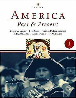 $6.93 • Buy America, Past And Present By Divine, Robert A.