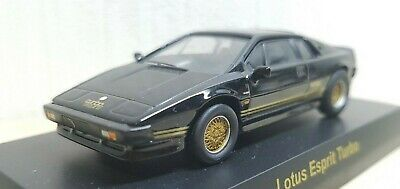 $ CDN22.32 • Buy Kyosho 1/64 LOTUS ESPRIT TURBO BLACK Diecast Car Model