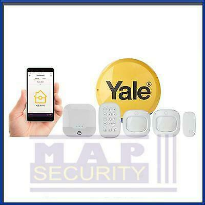 Yale Ia-320-pf Sync Pet Friendly Family Alarm,full App Control - Map Special Kit • 299.99£