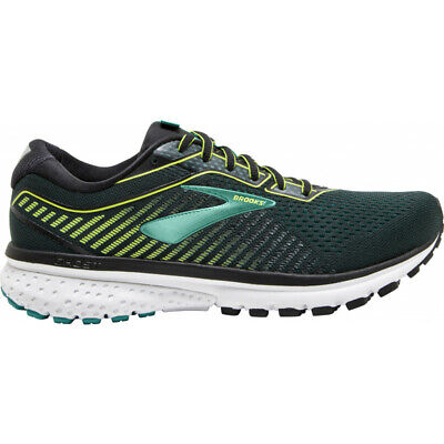 AU321.99 • Buy Mens Brooks Ghost 12 Wide Fit Mens Running Shoes - Green