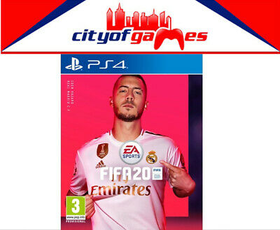 AU39.95 • Buy FIFA 20 PS4 Game Brand New In Stock