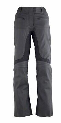 Triumph Ladies Victoria Leather Jeans MOTORCYCLE TROUSERS PANTS M1080509 2L XL • 89£