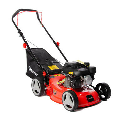 "View Details Petrol Lawnmower - 17"" Hand Push • 142.99£"