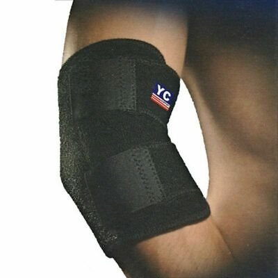 Adjustable Elbow Support Tennis Gym Sport Arthritis Golfers Strap Brace *ELB • 2.89£