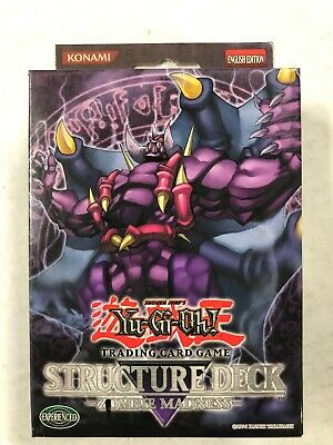 AU81.06 • Buy Yugioh Zombie Madness Structure Theme Deck For Card Game CCG TCG
