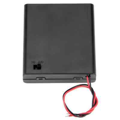 AU7.95 • Buy 4 X AA Enclosed Battery Holder Box With On And Off Switch