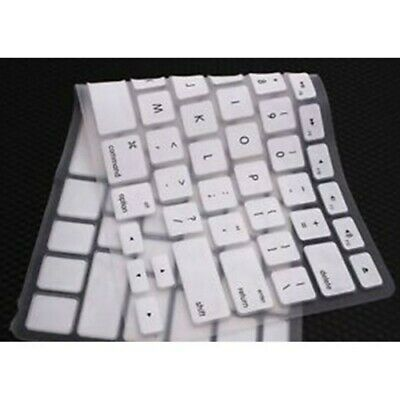 $8.73 • Buy Case Skin Silicone Keyboard Cover For Apple Macbook Pro 11 Inches Spanish WHITE