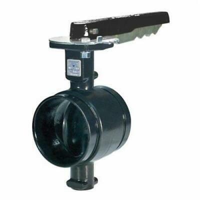 $197.66 • Buy 6  Grooved Butterfly Valve Di / Epdm Save $$$$$