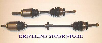 AU115 • Buy A Driver`s Side CV JOINT DRIVE SHAFTS FOR  NISSAN PULSAR N13 WITH LSD  1988-1991