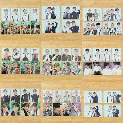 $2.14 • Buy 4/8PCS BTS 2020 5th Muster Official Photocards SUGA JIN MINI Poster Lomo Cards