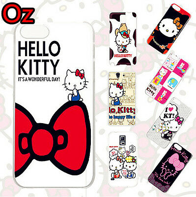 AU12 • Buy Hello Kitty Case For ASUS Zenfone Max (M2) ZB633KL, Cover WeirdLand