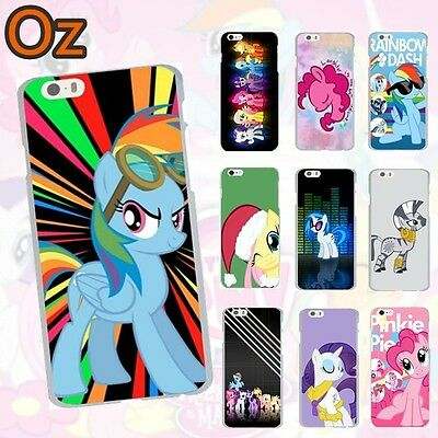 AU12 • Buy My Little Pony Case For ASUS Zenfone 5z ZS620KL, Cover WeirdLand