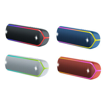 $54.99 • Buy Sony SRS-XB32 Portable Extra Bass  Wireless Bluetooth Speaker With NFC/ Lights