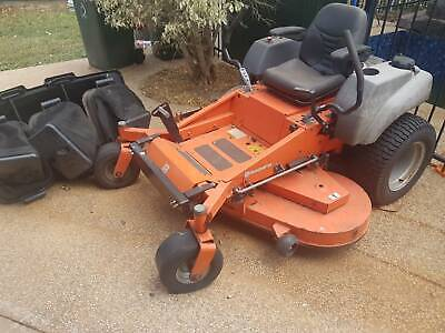 AU7300 • Buy Husqvana Rideon Mower - MT61 Zero Turn