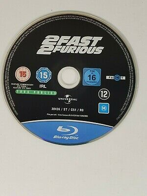 $ CDN3.49 • Buy 2 Fast 2 Furious - Blu Ray Disc Only - Replacement Disc ( All Region )
