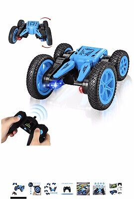 M Zimoon RC Stunt Car, 2.4Ghz Remote Control Truck Racing Vehicle RC Off Road Ca • 16£