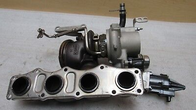 $ CDN802.85 • Buy 2012-2016 Bmw E89 Z4 Convertible N20 Engine Turbo Charger Oem 13k Miles! 8366