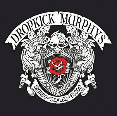 AU17.78 • Buy Dropkick Murphys - Signed And Sealed In Blood [CD]