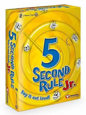 AU26.54 • Buy 5 Second Rule Junior Game