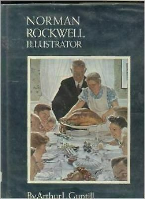 $ CDN5.83 • Buy Norman Rockwell Illustrator Arthur L Guptill