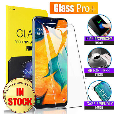 AU5.85 • Buy Samsung Galaxy A20 A30 A50 J2 J5 J7 Pro A5 A8 J8 Tempered Glass Screen Protector