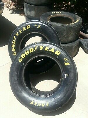 Goodyear 27.5 X 12 X 15 NASCAR Racing Slicks LOCAL PICKUP ONLY • 15$