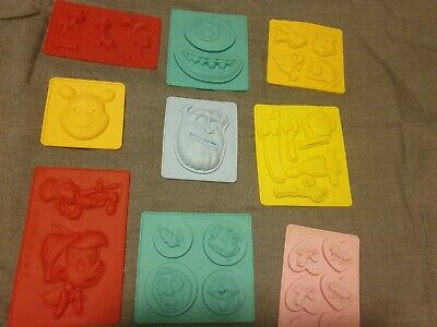 Disney Moulds For Sugarcraft, Chocolate, Sweets Etc.  • 3.49£