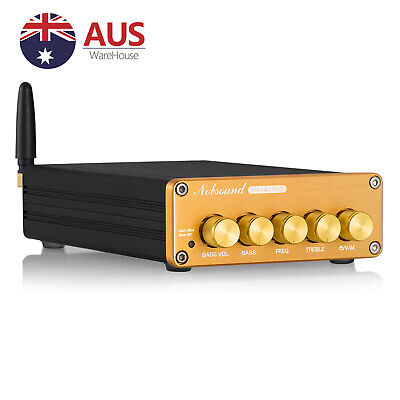 AU113.99 • Buy Bluetooth 5.0 HiFi Stereo Audio 2.1 Channel Subwoofer Power Amplifier Receiver