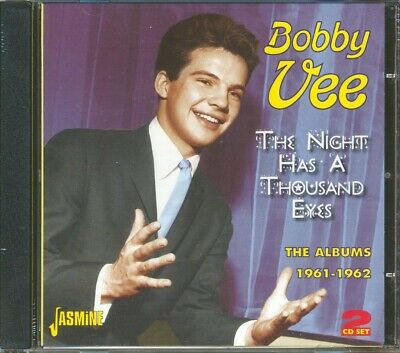 $22 • Buy SEALED NEW CD Bobby Vee - The Night Has A Thousand Eyes: The Albums 1961-1962