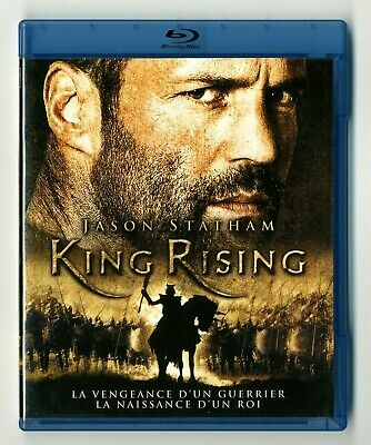 Blu-ray + Dvd ★ King Rising - Jason Statham ★ Dts • 6.88£
