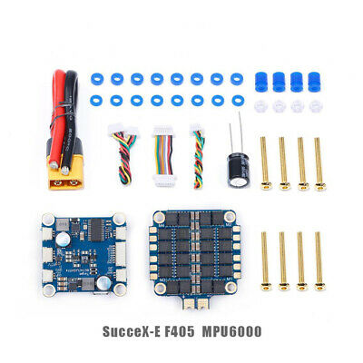 AU90.77 • Buy IFlight SucceX-E F4 FlyTower System With SucceX-E F4 Flight Controller For Drone