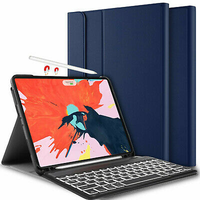 Magnetic Cover Detachable Wireless Keyboard For New Apple IPad Pro 11 2018 • 29.99£