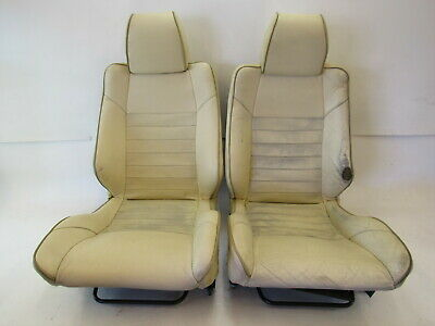 $ CDN756.45 • Buy 1995 Lotus Esprit S4 Seats, Leather Magnolia